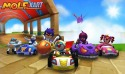 Mole Kart Game for Android Mobile Phone