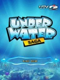 Underwater Saga Java Mobile Phone Game