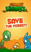 Forest Zombies Android Mobile Phone Game