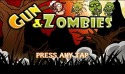 Gun & Zombies Android Mobile Phone Game