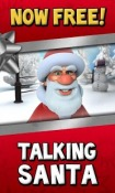 Talking Santa Android Mobile Phone Game