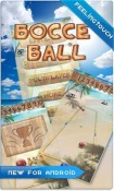 Bocce Ball Android Mobile Phone Game