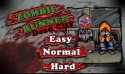 Zombie Runner Dead City Android Mobile Phone Game
