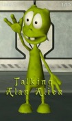 Talking Alan Alien Android Mobile Phone Game