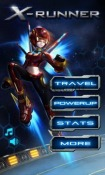 X-Runner Game for Android Mobile Phone