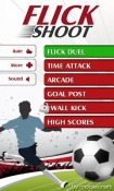 Flick Shoot Android Mobile Phone Game