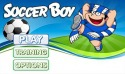 Soccer Boy Android Mobile Phone Game