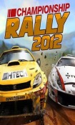 Championship Rally 2012 Android Mobile Phone Game