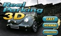 Real Parking 3D Android Mobile Phone Game