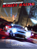 Championship: Street Racing QMobile E900 Game