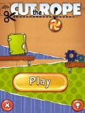 Cut The Rope QMobile E900 Game