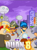 Quan 8 Nokia X2-02 Game
