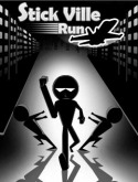 Stick Ville Run Game for Nokia Asha 310