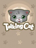 Talking Cat Java Mobile Phone Game