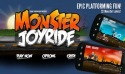 Monster Joyride Android Mobile Phone Game