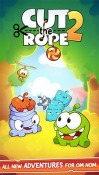 Cut The Rope 2 Game for Samsung Galaxy Pocket S5300