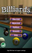 3D Billiards G Android Mobile Phone Game