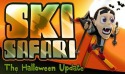Ski Safari Halloween Special Android Mobile Phone Game