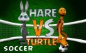 Hare VS Turtle Soccer Android Mobile Phone Game