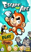 Escape The Ape Android Mobile Phone Game