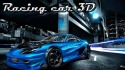 Racing Car 3D Game for Android Mobile Phone