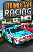 Thumb Car Racing Game for Android Mobile Phone