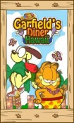 Garfield's Diner Hawaii Android Mobile Phone Game