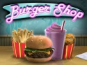 Burger Shop Android Mobile Phone Game