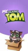 My Talking Tom Android Mobile Phone Game