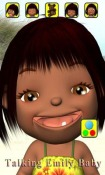 Talking Emily Baby Game for Android Mobile Phone