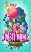 Bubble Mania Game for Android Mobile Phone