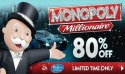 MONOPOLY Millionaire Android Mobile Phone Game