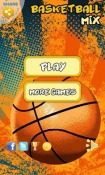 Basketball Mix Android Mobile Phone Game