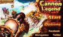 Cannon Legend Game for Android Mobile Phone