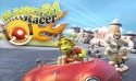 Planet 51 Racer Game for Android Mobile Phone