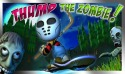 Thump The Zombie Game for Android Mobile Phone