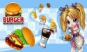 Burger Android Mobile Phone Game