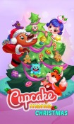 Cupcake Mania: Christmas Android Mobile Phone Game