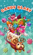 Candy Blast Mania: Christmas Android Mobile Phone Game