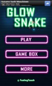 Glow Snake Android Mobile Phone Game