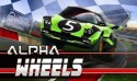 Alpha Wheels Racing Android Mobile Phone Game
