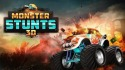 Monster Truck Stunt 3D Android Mobile Phone Game