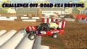 Challenge off-road 4x4 Driving Android Mobile Phone Game