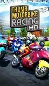 Thumb Motorbike Racing Android Mobile Phone Game