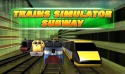 Trains Simulator: Subway Android Mobile Phone Game