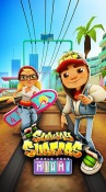 Subway Surfers: World Tour Miami Android Mobile Phone Game