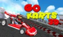 Go Karts 3D Android Mobile Phone Game
