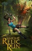 Lara Croft: Relic Run Android Mobile Phone Game