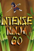 Intense Ninja Go Android Mobile Phone Game