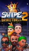 Swipe Basketball 2 Android Mobile Phone Game